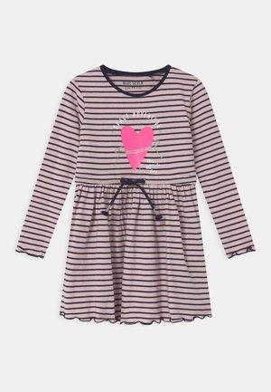 KIDS GIRLS - Jersey dress - nachtblau