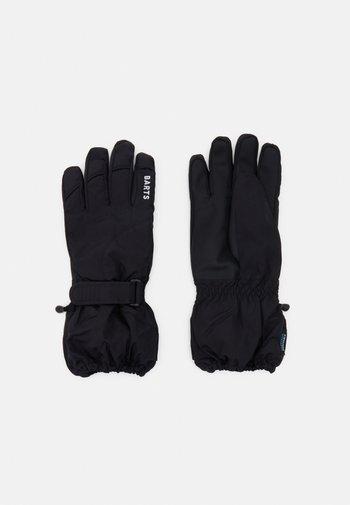 TEC GLOVES - Gloves - black
