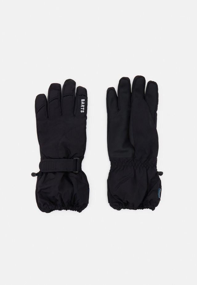 TEC GLOVES - Fingerhandschuh - black