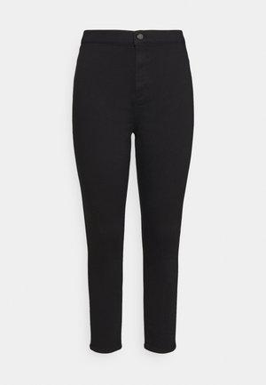 JEGGING - Jeans Skinny Fit - black denim