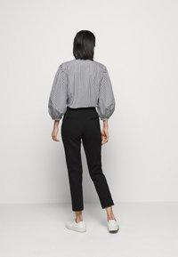 Lauren Ralph Lauren - MODERN PONTE PANT - Trousers - polo black - 2