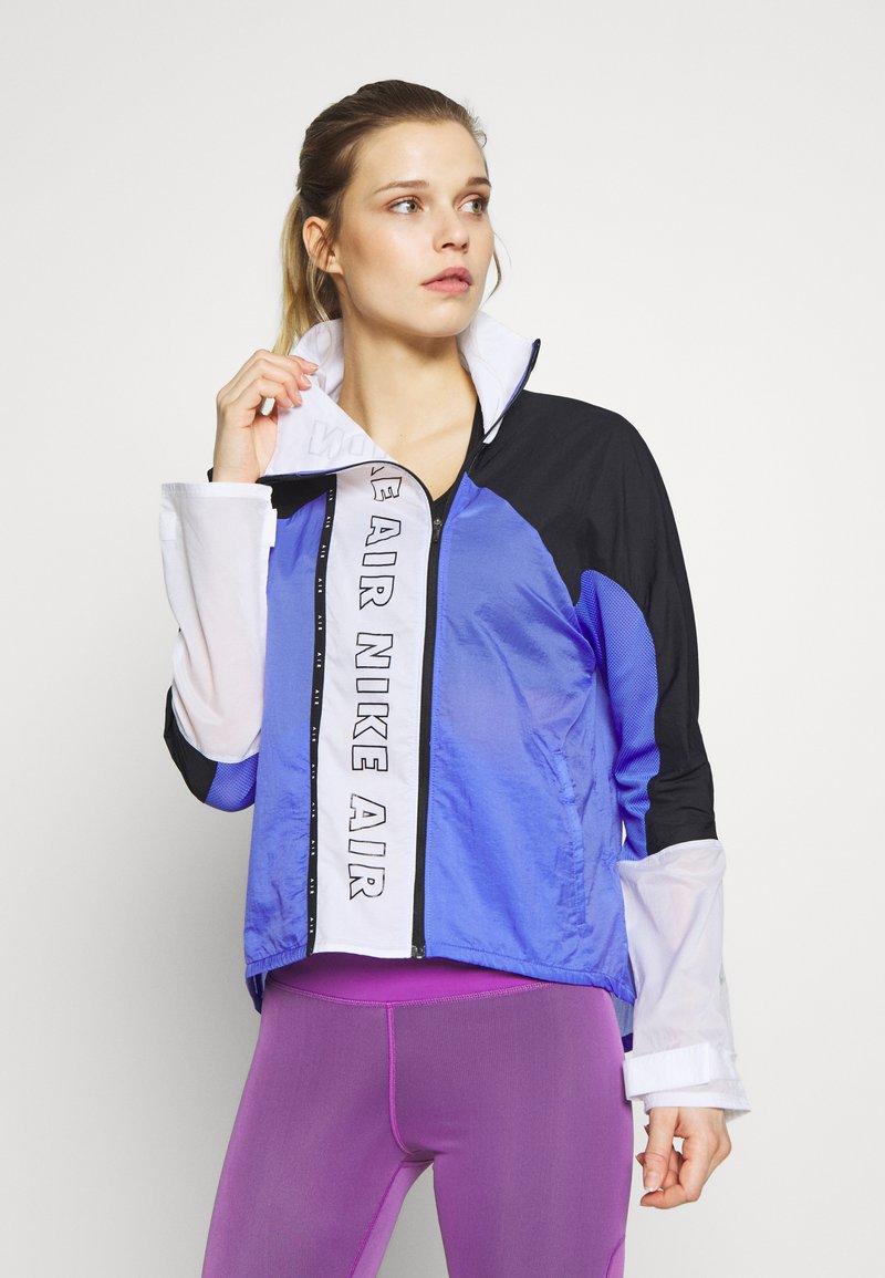 Nike Performance - AIR - Chaqueta de deporte - sapphire/black/white