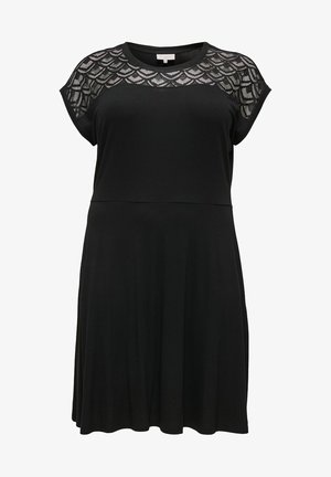 CARFLAKE LIFE KNEE  - Day dress - black
