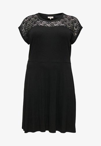 CARFLAKE LIFE KNEE  - Day dress - black