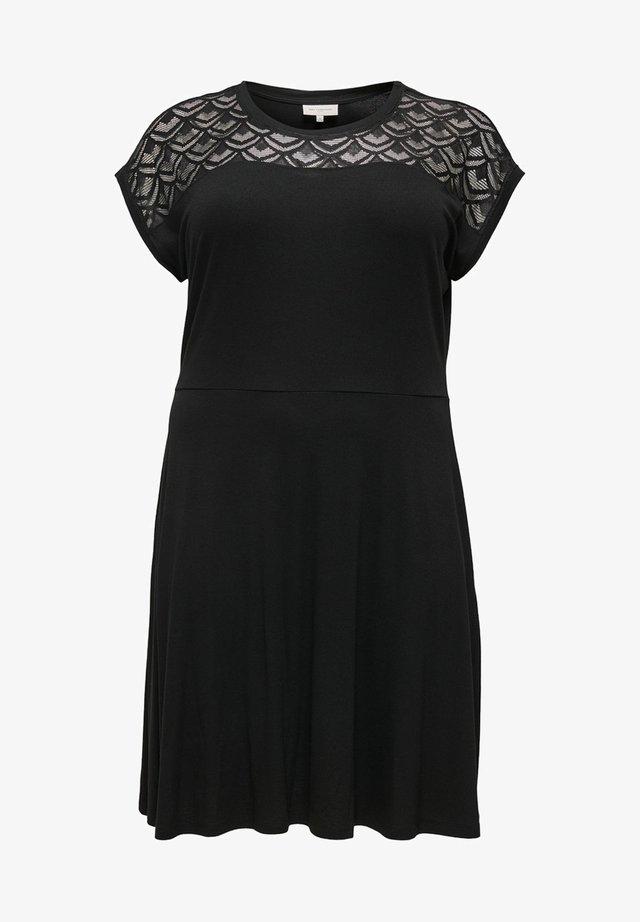 CARFLAKE LIFE KNEE  - Korte jurk - black