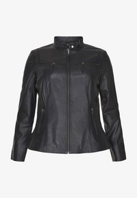 No.1 by Ox - Leather jacket - black - 3