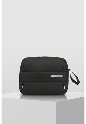 DUOPACK - Wash bag - black