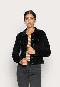 Noisy May - NMADA JACKET  - Summer jacket - black - 0
