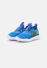 Nike Performance - FLEX RUNNER LIL PSV UNISEX - Neutral running shoes - signal blue/multicolor/sapphire/chlorine blue - 1