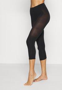 KUNERT - EASE - Leggings - Stockings - black - 1