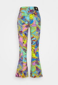 Versace Jeans Couture - Flared Jeans - multi-coloured - 1