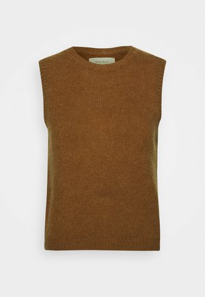 EYJA - Jumper - hazel brown melange