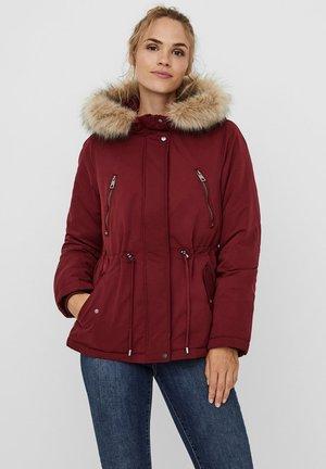 VMAGNESBEA - Light jacket - cabernet