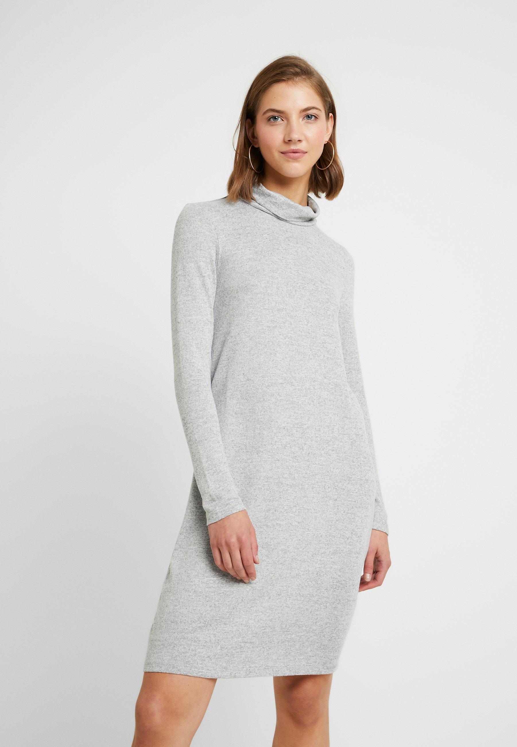 Donna VMMALENA ROLLNECK SHORT DRESS - Abito in maglia
