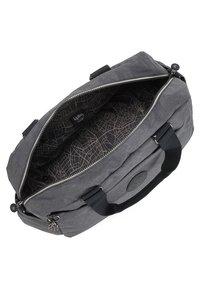 Kipling - PEPPERY DENY - Weekend bag - charcoal - 3