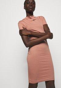Vivienne Westwood - TUBE DRESS - Jersey dress - dusty pink - 5