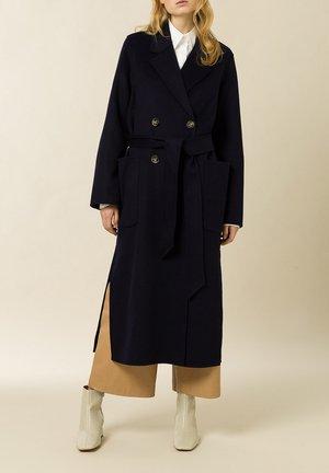 CELIA ROSE  - Classic coat - winter true blue