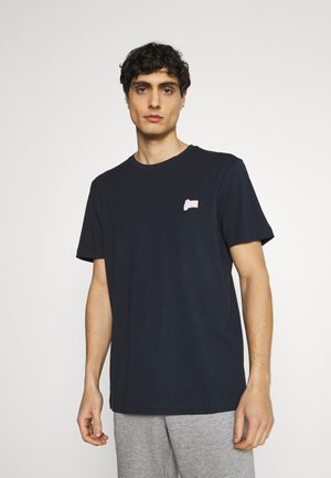 SLHJUDE O NECK TEE - Basic T-shirt - sky captain