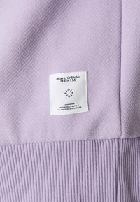Marc O'Polo DENIM - LONGSLEEVE HOODED - Sweatshirt - peached purple - 2