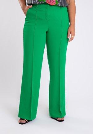 Trousers - fel groen
