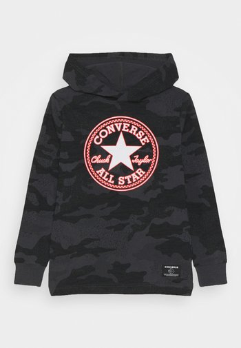 CHUCK PATCH HOODED LONG SLEEVE UNISEX