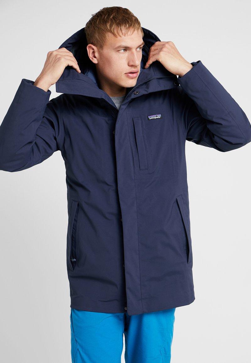 Patagonia - FROZEN RANGE 2-IN-1 - Down jacket - neo navy