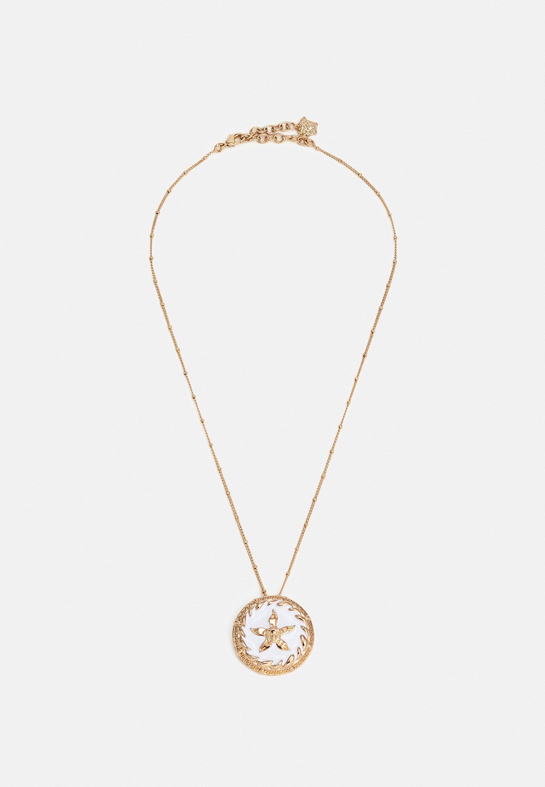 Women ROUND STAR NECKLACE SMALTO - Necklace