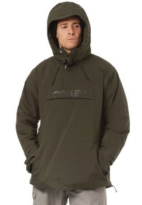 Oakley - INSULATED ANORAK - Snowboard jacket - new dark brush - 2