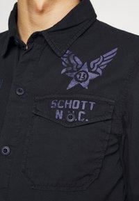Schott - Shirt - navy - 5