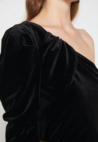 Mossman - DON'T GIVE IT UP - Long sleeved top - black - 5