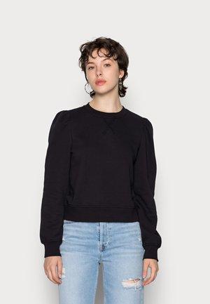 PCFRANCI - Sweatshirt - black