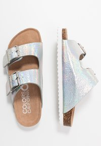 Colors of California - Slippers - silver - 3