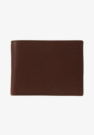 DROP MENS WALLET - Wallet - brown