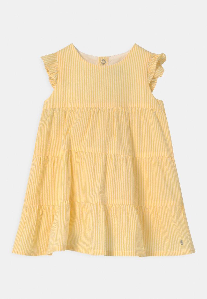 Petit Bateau - Day dress - shine/marshmallow