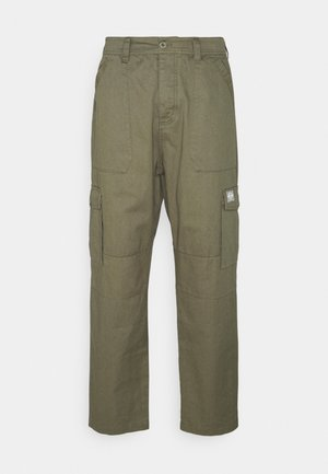 PAYNE PANT - Cargo trousers - olive