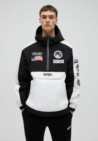 PULL&BEAR - NASA - Windbreaker - white - 0