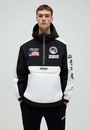 NASA - Windbreaker - white