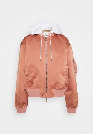 UNISEX - Bomber Jacket - pink