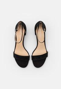 Anna Field - LEATHER - Sandals - black - 5