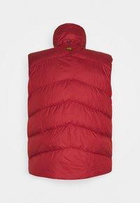 G-Star - WHISTLER VEST - Waistcoat - dry red - 2