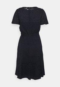 Lauren Ralph Lauren - GORDON STRETCH DRESS - Cocktail dress / Party dress - lighthouse navy - 8
