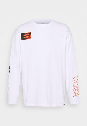 SPIDERSTONE - Long sleeved top - white