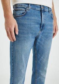 PULL&BEAR - Skinny džíny - light blue denim - 3