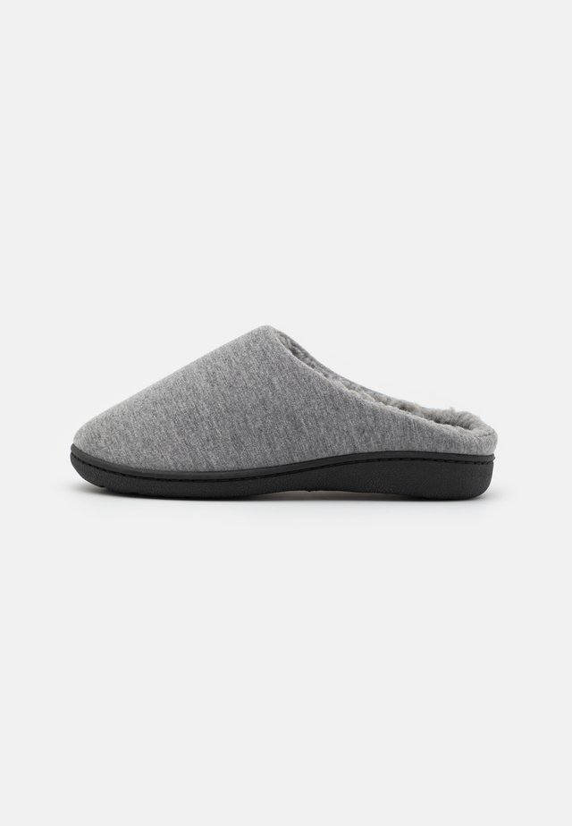 Pantoffels - grey/black