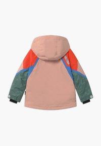 Gosoaky - BALOO UNISEX - Winter jacket - evening pink/multicolour - 1