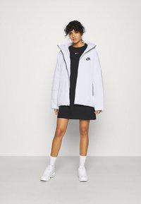 Nike Sportswear - Winter jacket - white/black - 1