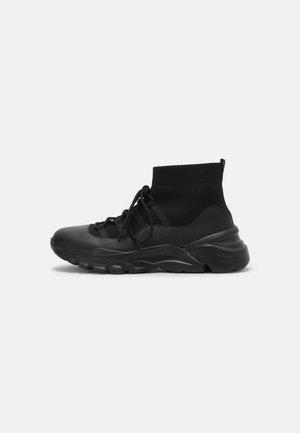 ELEMENT - Höga sneakers - black