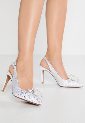 Escarpins - white
