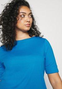 Lauren Ralph Lauren Woman - JUDY - Basic T-shirt - summer topaz - 3