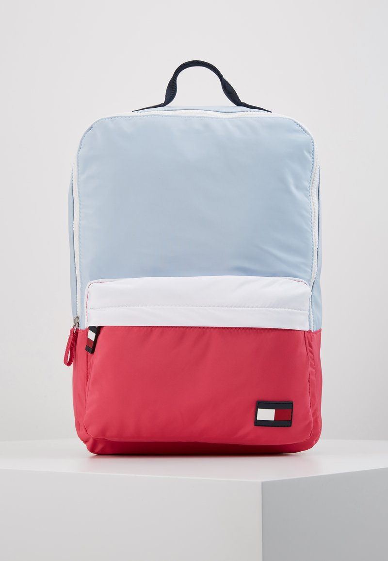 Tommy Hilfiger - KIDS SQUARE BACKPACK CB - Mochila - multi